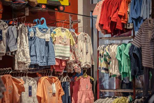 Kinderbekleidung bei Thedy in Donaueschingen. Große Auswahl kleine Preise.