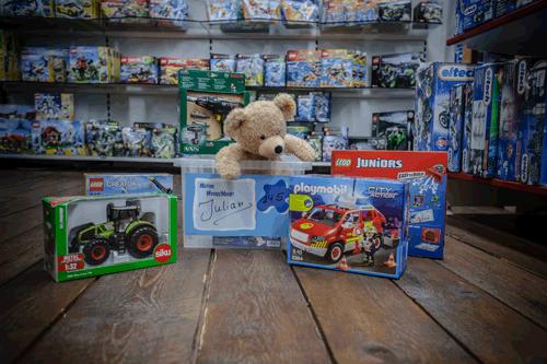 Kindergeburtstag und keine Geschenke? Unsere Wunschbox für Ihren Kindergeburtstag. Fragen Sie uns!